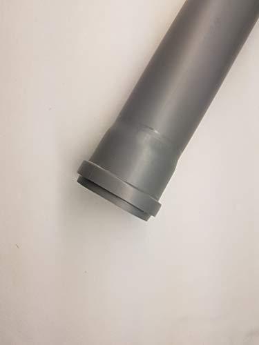 Tubo de polipropileno HT, 75 mm x 250 mm, 1 unidad.