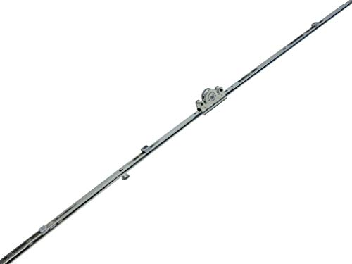 WINKHAUS Getriebe konstant GAK.1325-1, DM 15,5 mm, FFH 1075-1325 mm, silber