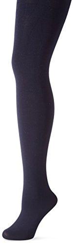 Nur Die Damen Ultra-Blickdicht Strumpfhose, 80 DEN, Blau (dunkelblau 34), XL