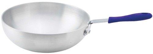 Winco Aluminum Stir Fry Pan 11InchSilver