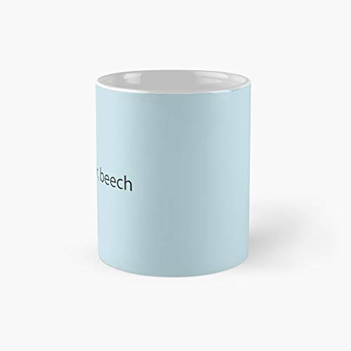I'm A Chair Beech Classic Mug Best Cute Coffee Mug, 11 Oz