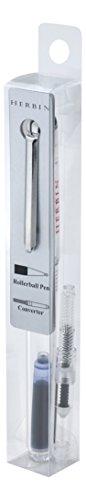 エルバン ボールペン コンバーター付き スケルトン hb-pen08