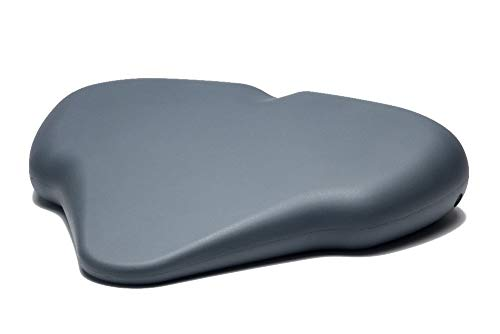 SITTS Ergonomic Sitting Wedge | Active Balance Correction Back Support | Coccyx Tailbone and Sciatic Nerve Pain | Car Seat | Change Your Office Chair, Meditation. and Car Cushion (Very Firm, 3.5 in)