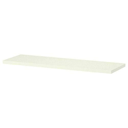 Burhult und Sibbhult Bremsleitung, robustes Regal, 59 x 20 cm, getestet für 10 kg *Marke IKEA* (nur Regal)