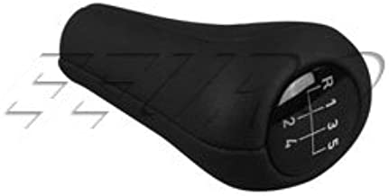 BMW e34 z3 e46 e53 e85 Shift Knob Black Leather 5sp Manual Trans shifter e36.7