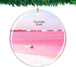 Kysd43Mill Torrevieja - Adornos de cerámica para árbol de Navidad