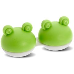 Kontaktlinsenbehälter Froggy