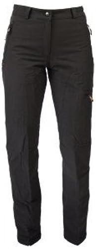 Hot-sportswear kurzTaille pantalon voiturego d'un pare-vent pour femme noir