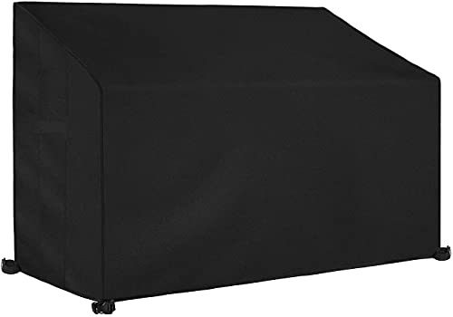 bench cover for outdoor loveseat or patio sofa