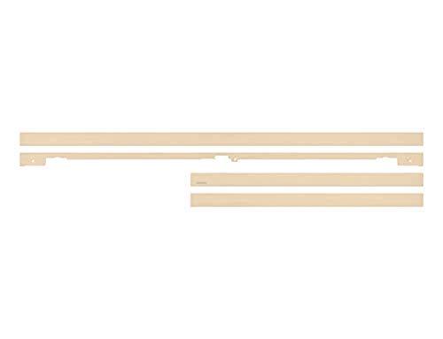 Samsung VG-SCFN49LP/XC The Frame Bilderrahmen, 123 cm (49 Zoll), beige