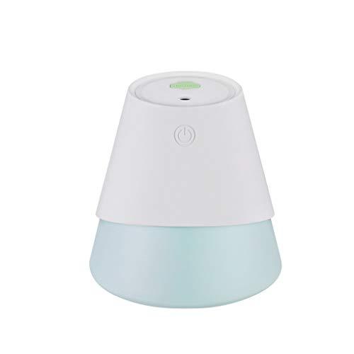 Ultrasoon luchtbevochtiger - luchtbevochtiger for de slaapkamer, Vocht Quiet luchtbevochtiger, Waterless Auto-off, Night Light, 230 ml Tank zonder filter luchtbevochtigers for thuiskantoor