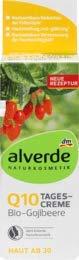 alverde NATURKOSMETIK Q10 Tagescreme Bio-Gojibeere, 1 x 50 ml