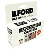 Ilford XP2 Super Single Use Camera with Flash (27 Exposures) Black and White Film 2-Pack