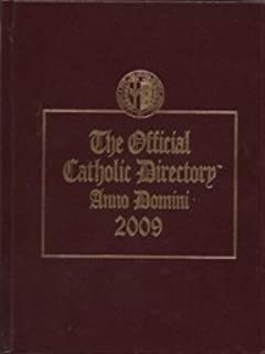 The Official Catholic Directory 2009