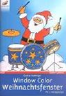 Window Color. Weihnachtsfenster. Mit 2 Vorlagen