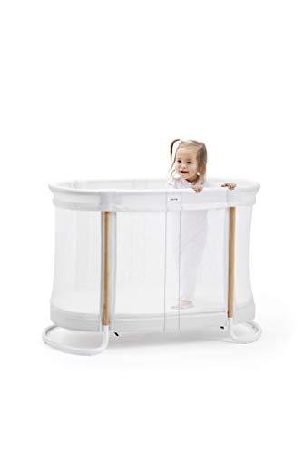 BABYBJÖRN Cuna para Bebé, Blanco