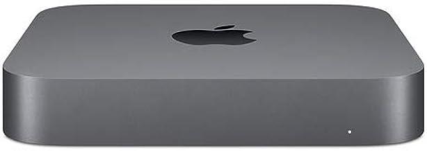 Apple Mac mini 3,2 GHz 8ª generación de procesadores Intel® Core™ i7 Gris - Ordenador de sobremesa (3,2 GHz, 8ª generación de procesadores Intel® Core™ i7, 16 GB, 512 GB)