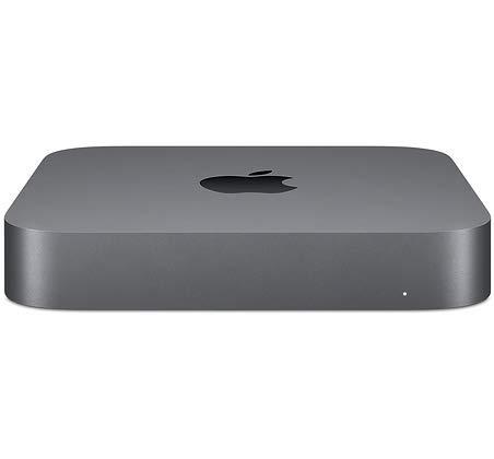 Apple Mac mini 3,2 GHz 8ª generación de procesadores Intel Core i7 Gris - Ordenador de sobremesa (3,2 GHz, 8ª generación...