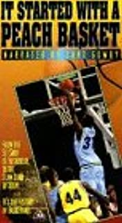 It Started With a Peach Basket - The History of Basketball VHS