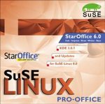 SuSE StarOffice 6.0 (Jewel Case)