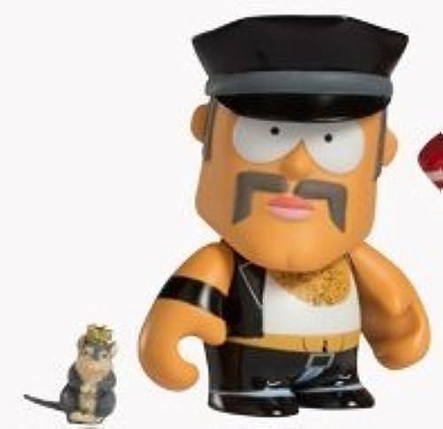 Kidrobot South Park Mini 3-inch Figure - MR SLAVE by Kidrobot