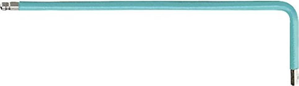 派生するタウポ湖制約PB SWISS TOOLS (ピービー スイス ツールズ) 212-1.5LGCN ボール付レインボーレンチ 水色 212-1.5RBCN