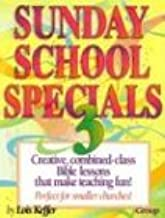 Sunday School Specials (Sunday School Specials) 3