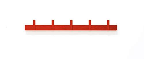 Authentics, Line UP 81067 Portemanteau en frêne Rouge