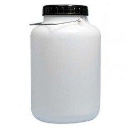 PLASTICOS HELGUEFER - Bidon 10 litros Redondo Boca Ancha