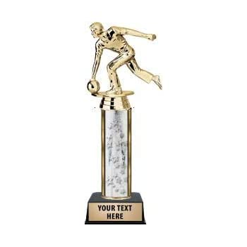 Cricket Bowler Trophy Award 6in FREE Engraving NEW