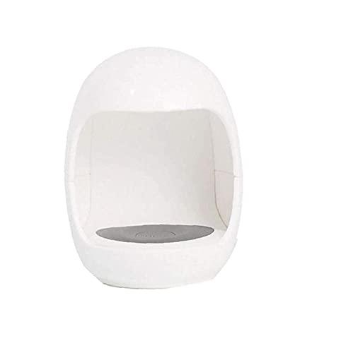 ZSMLB Apliques de Pared para Exteriores Luz de Emergencia Solar LED UFO Proyector Multifuncional Proyector Impermeable Reflector USB Recargable Funciona con Pilas Lámpara Exterior para Senderismo