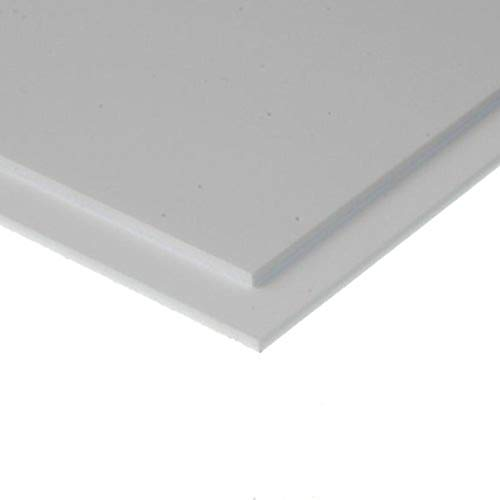 Evergreen 9040 - Placas de poliestireno (150 x 300 x 1 mm,...
