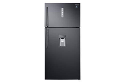 Samsung RT62K7515BS/ES Kühlschrank und Gefrierschrank, Schwarz, 555 l, A++ - Kühlschrank (555 l, Frostschutz (Kühlschrank), SN-T, 10 kg/24 h, A++, schwarz)