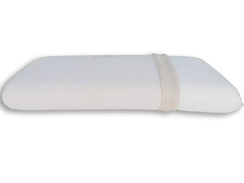 HOGAR24 Pack de 2 Almohadas viscolastica viscoelastica 100% Bloque sólido Desenfundable Aloe Vera-2x75cm (Camas de 150cm)