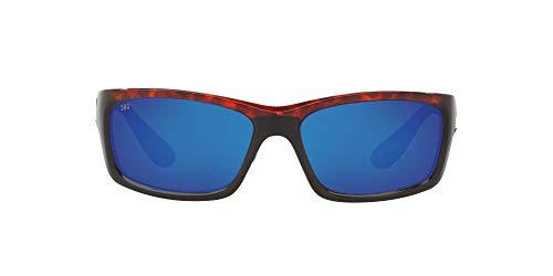 Costa Del Mar Jose Gafas de sol, Tortoise, lente de cristal azul...