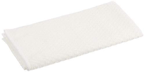 キクロン ボディタオル 敏感肌 ウイグル 綿 天然素材 やわらか 日本製 約25×100cm ホワイト×6個