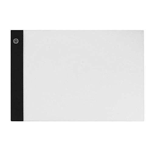 A4 Tracing Light Box A4 Tabletas Digitales A4 Led Artista Gráfico Thin Art Stencil Tablero De Dibujo Caja De Luz Almohadilla De Mesa De Dibujo Tabletas Gráficas De Dibujo-Stepless_Dimming