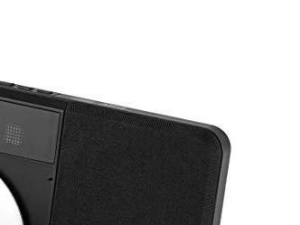 Oneconcept V-13 Minicadena con Bluetooth (Equipo Estéreo con Reproductor de CD, Mp3,...