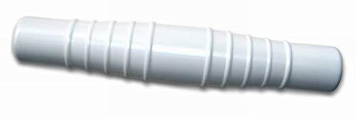 TS-TRADES Doppelschlauchtülle für Ø32 / Ø38 mm Schlauch Fitting Tülle Schlauchverbinder