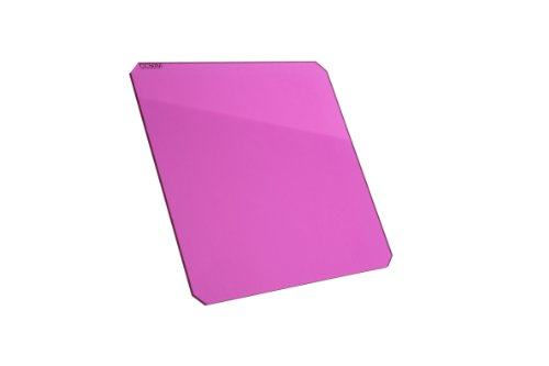 Formatt Hitech - Filtro Corrector de Color (100 x 100mm), Color Magenta