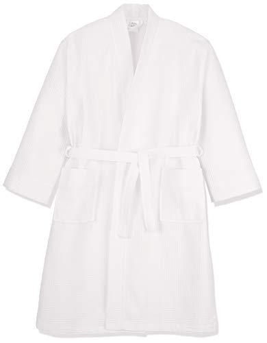 Blanc des Vosges Peignoir Manoir, Coton, Blanc, taille S