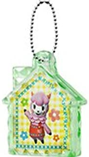 Animal Crossing New Leaf Jump Out Crystal Mascot Key Chain - Reese