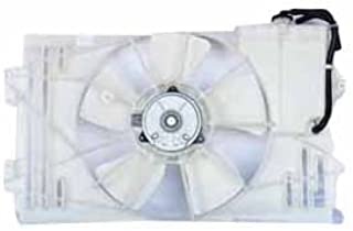 TYC 620630 Toyota Matrix Replacement Radiator/Condenser Cooling Fan Assembly