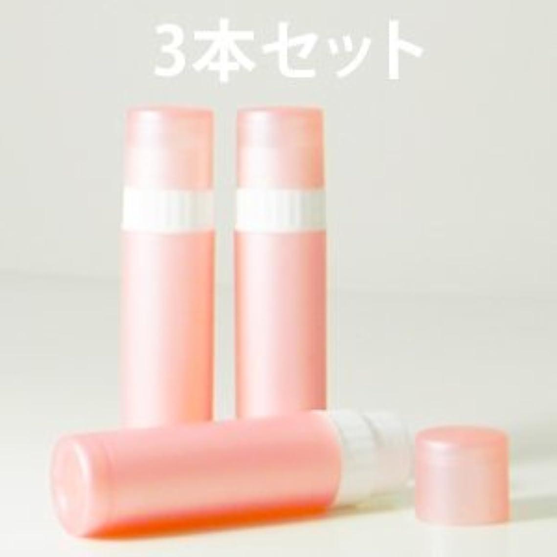 タバコ家事をするビバリップバームチューブ (ピンク) 3本セット 【手作り化粧品容器】