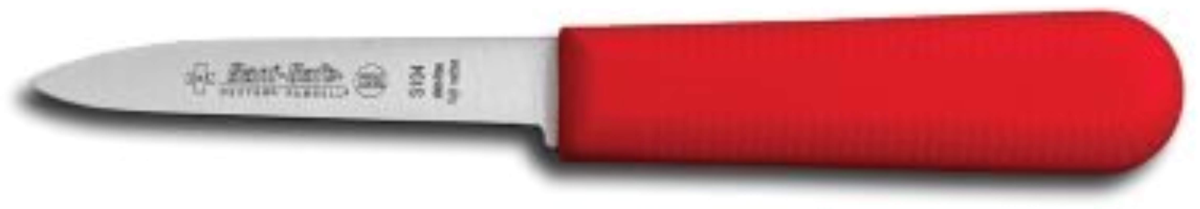 Dexter Russell Paring Knife Cook S Style Parer 3 1 2 Blade Red