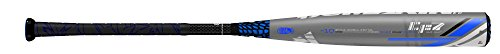 DeMarini 2015 CF7 Youth Big Barrel (2 3/4-Inch) Baseball Bat (-10), Grey/Blue, 31-Inch/21-Ounce