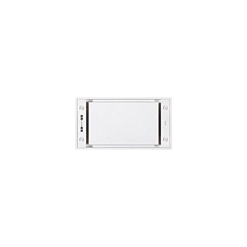 NOVY Pure'Line Mini 811 370 m³/h Intégré Acier inoxydable, Blanc - Hottes (370 m³/h, Conduit, 57 dB, Intégré, Acier inoxydable, Blanc, Acier inoxydable)