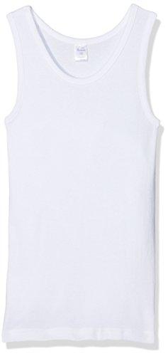 Abanderado Canale Niã±o, Camiseta de Tirantes para Niños, Blanco (001), 10 años
