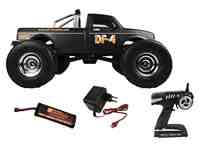 DF Models RC Elektro 1:10 XXL DF-4 Crawler XXL RTR*