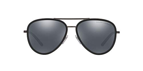 Ralph Lauren 0RL7064 Gafas de sol, Negro, 57 para Hombre